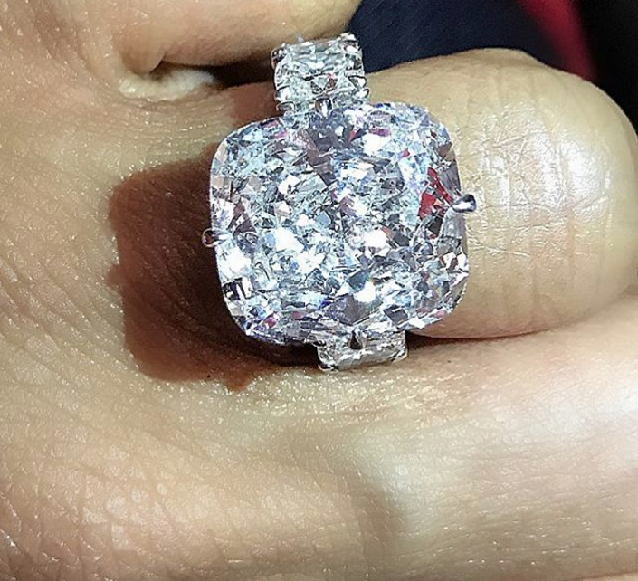 Keyshia's 25k Ring